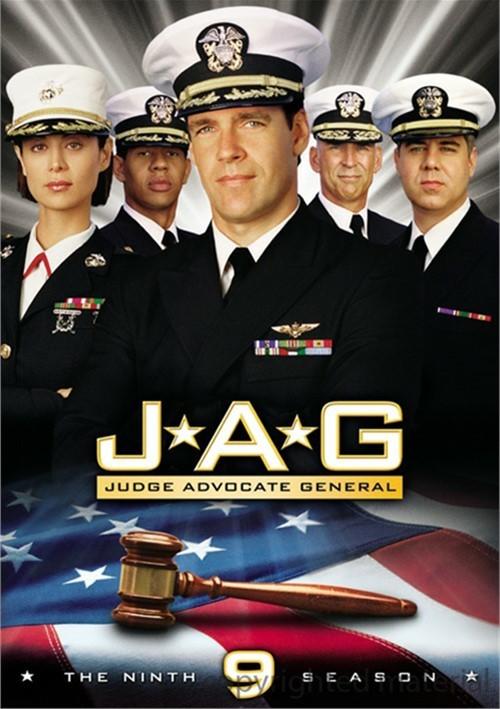 JAG: The Complete Ninth Season