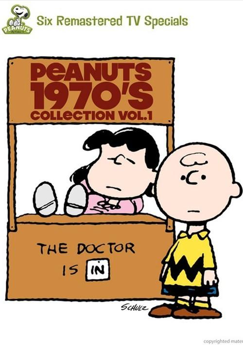 Peanuts 1970s Collection: Vol. 1