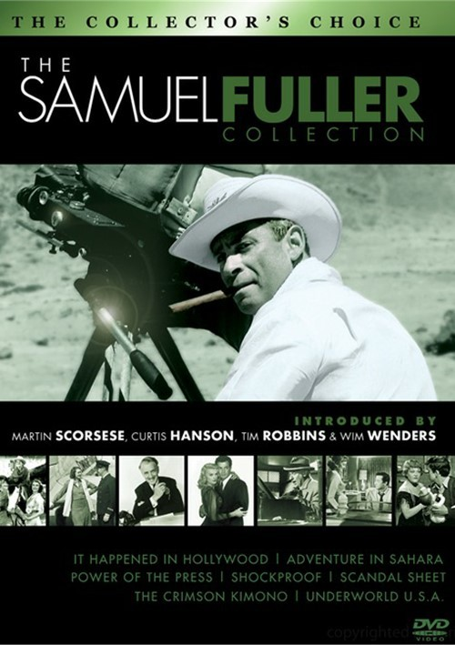 Samuel Fuller Collection, The