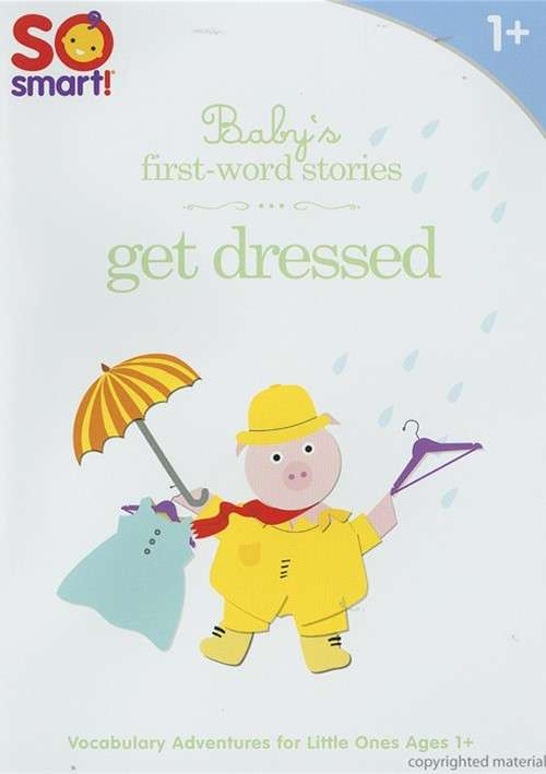 Babys First-Word Stories: Get Dressed