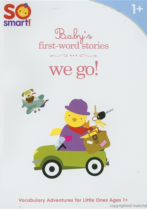 Babys First-Word Stories: We Go