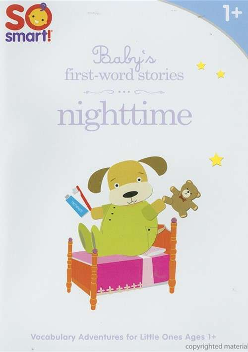 Babys First-Word Stories: Nighttime