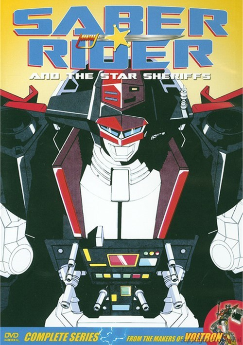 Saber Rider And The Star Sheriffs: Complete Collection