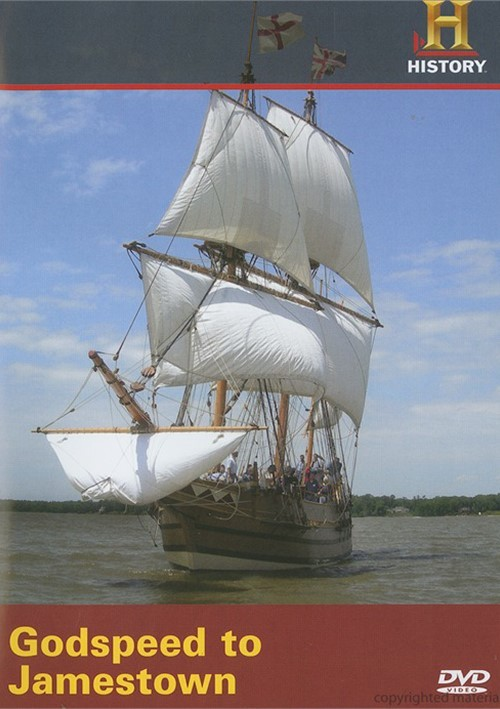 Save Our History: Godspeed To Jamestown