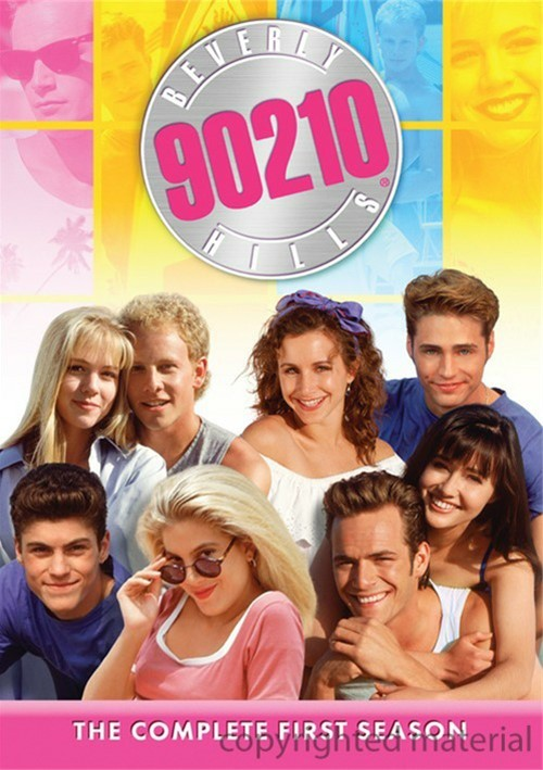 Beverly Hills 90210: The Complete Seasons 1 - 8