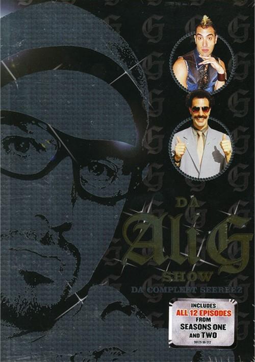 Da Ali G Show: Da Complete Seereez