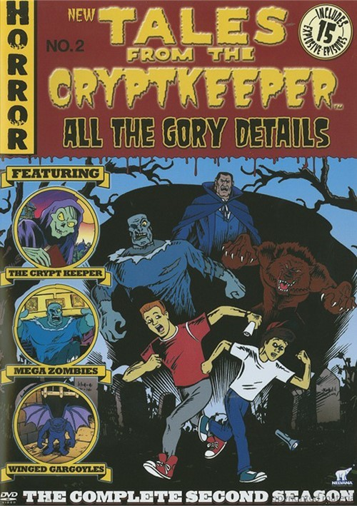 Tales From The Cryptkeeper: All The Gory Details