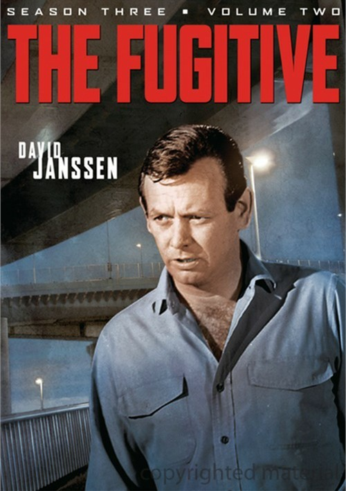 Fugitive, The: Season Three - Volume Two