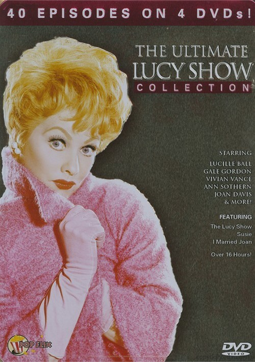 Ultimate Lucy Show Collection, The (Collectible Tin)