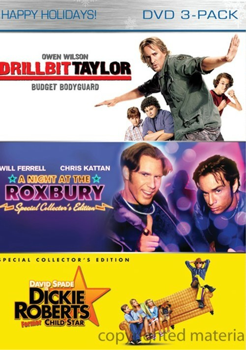 Drillbit Taylor/ Night At Roxbury / Dickie Roberts (Holiday 2009 Box Set)