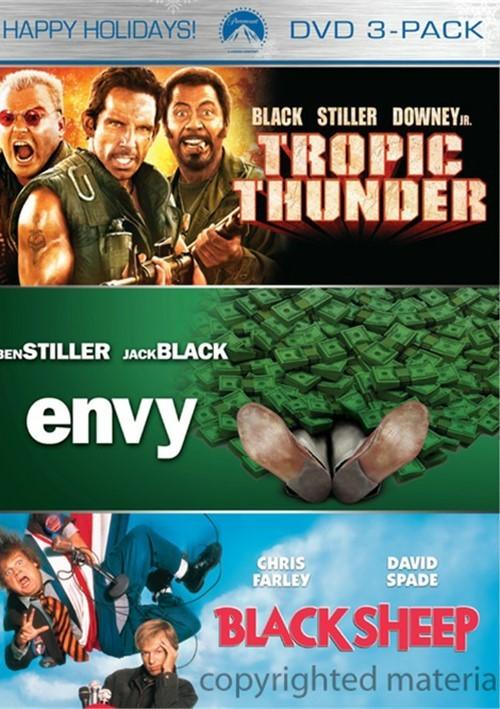 Tropic Thunder / Envy / Black Sheep (Holiday 2009 Box Set)