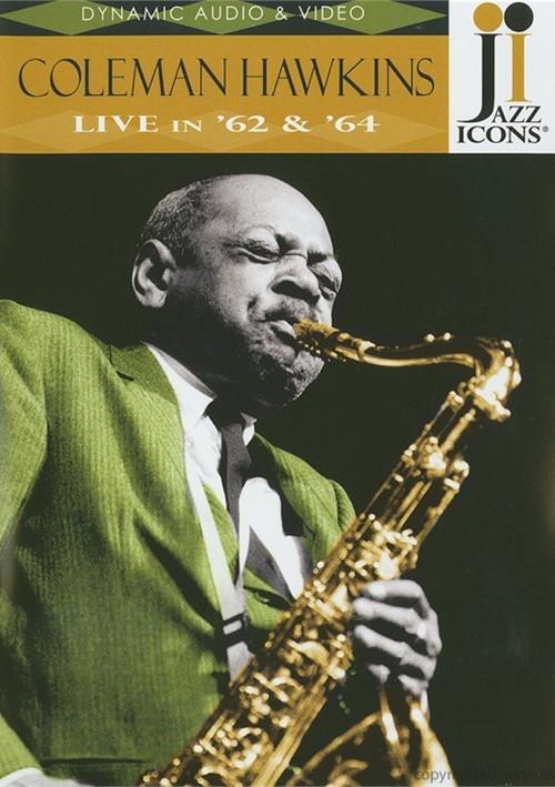 Jazz Icons: Coleman Hawkins