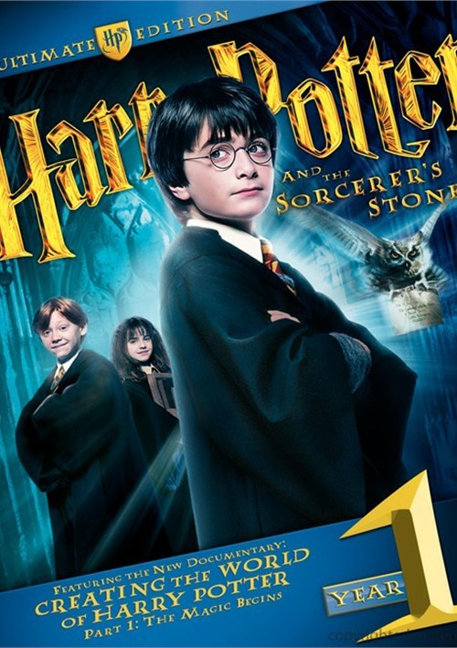 Harry Potter And The Sorcerers Stone: Ultimate Edition