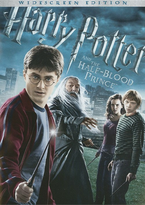 Harry Potter And The Half-Blood Prince (Widescreen)