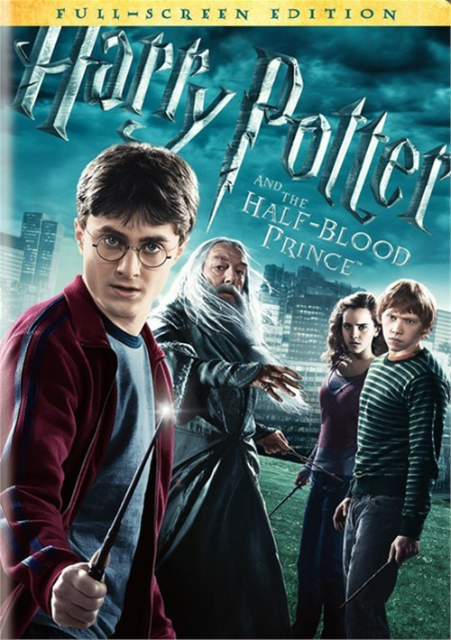 Harry Potter And The Half-Blood Prince (Fullscreen)