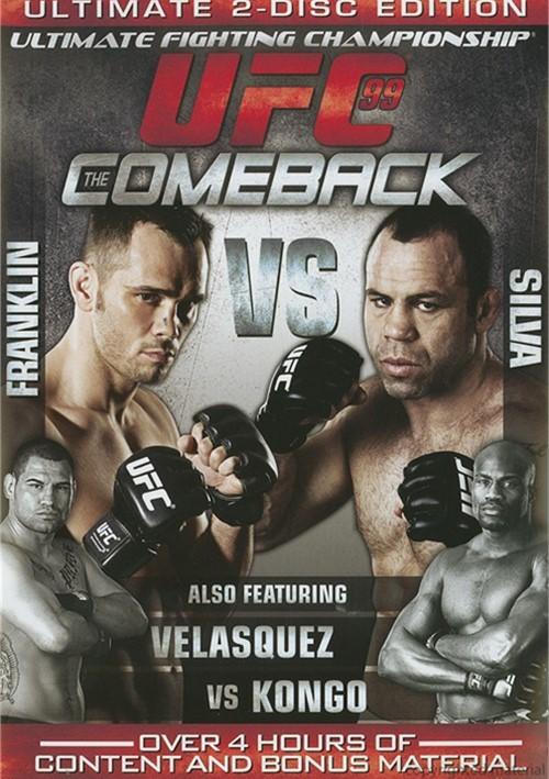 UFC 99: The Comeback