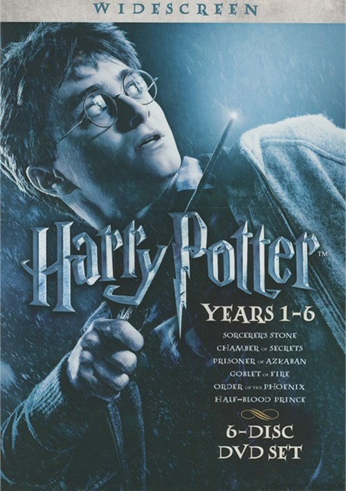 Harry Potter: Years 1 - 6 (Widescreen)