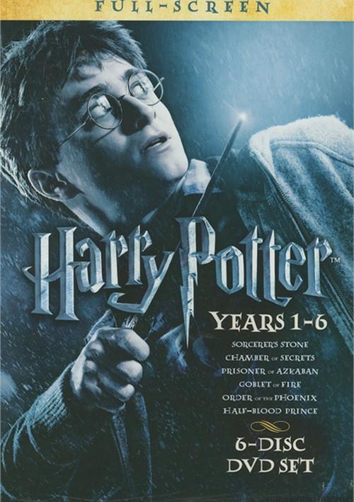 Harry Potter: Years 1 - 6 (Fullscreen)