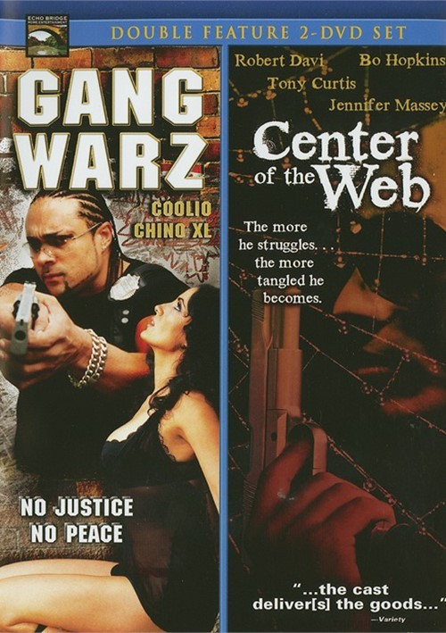 Gang Warz / Center Of The Web (Double Feature)