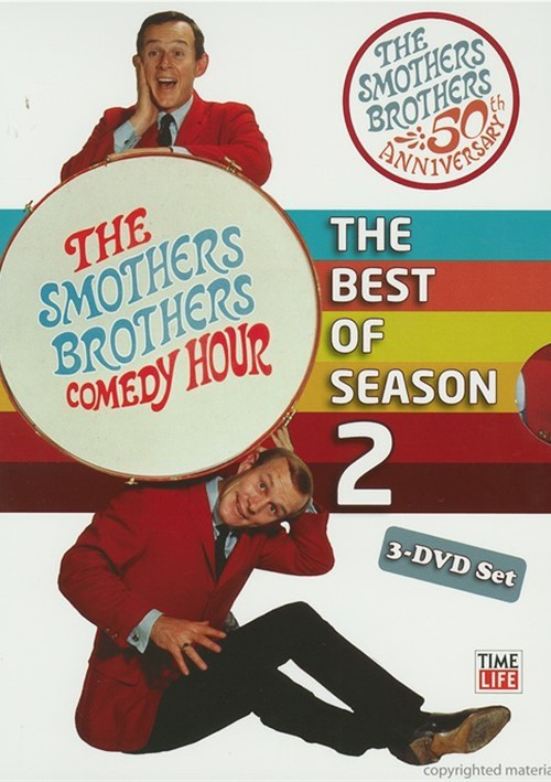 Smothers Brothers Comedy Hour, The: The Best Of Season 2
