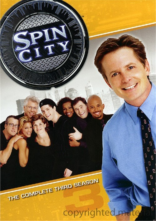 Spin City: The Complete Third Season