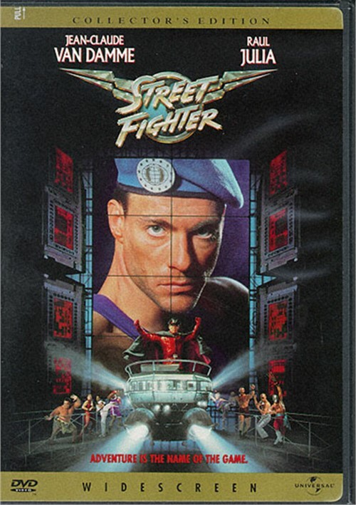 Street Fighter (The Movie): Collectors Edition