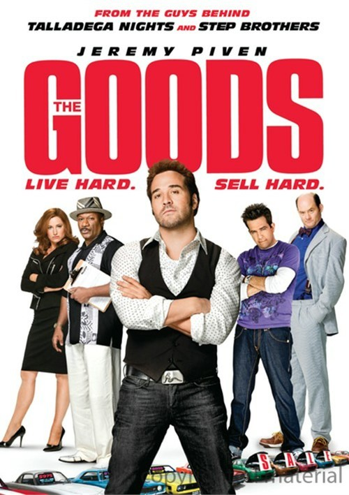 Goods, The: Live Hard Sell Hard