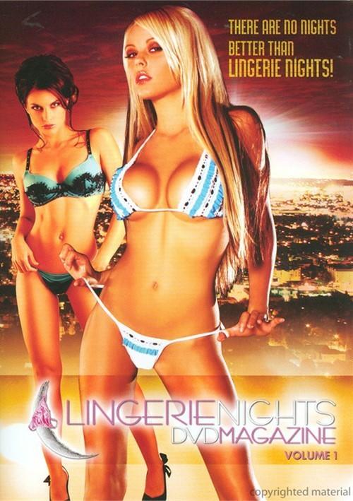 Lingerie Nights DVD Magazine: Volume 1