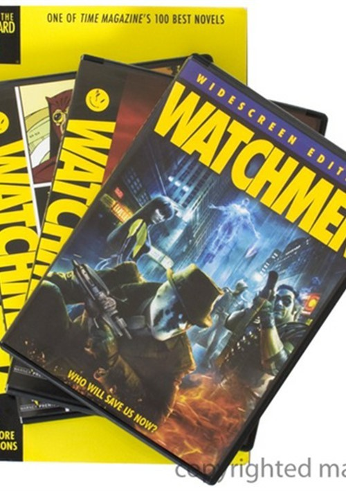 Watchmen Bundle