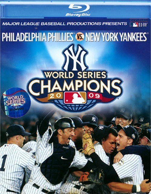 2009 World Series Champions