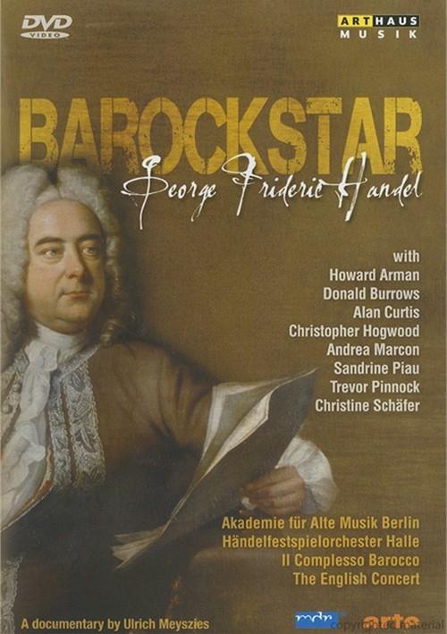 George Frideric Handel: Barockstar