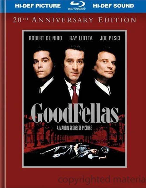 GoodFellas: 20th Anniversary Edition (Digibook)