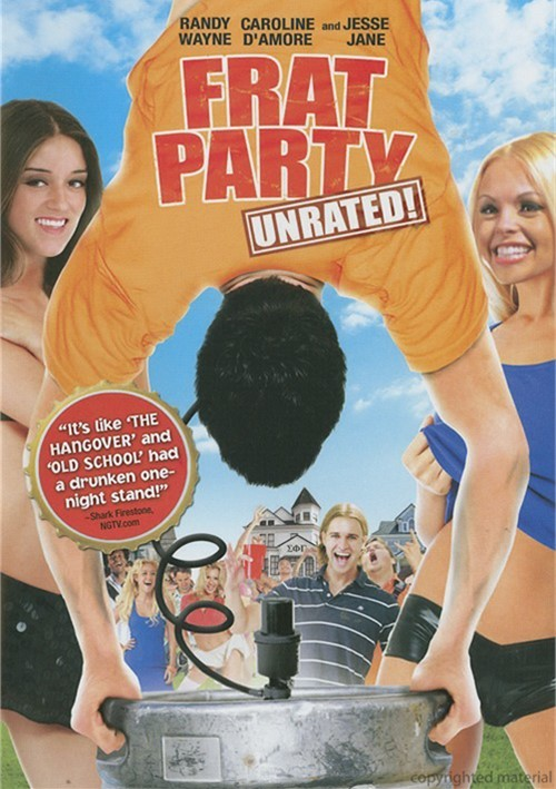 Frat Party: Unrated