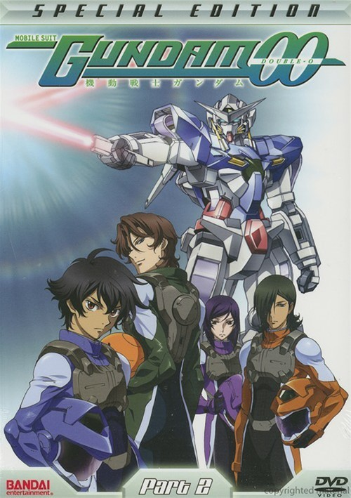 Mobile Suit Gundam 00: Part 2 - Special Edition