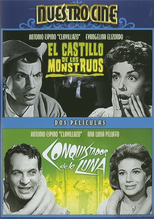 El Castillo De Los Monstruos (The Monsters Castle) / Conquistador De La Luna (Conqueror Of The Moon) (Double Feature)