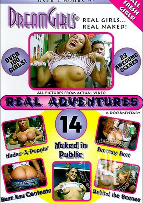 Dream Girls: Real Adventures 14