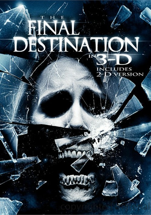 Final Destination In 3-D, The