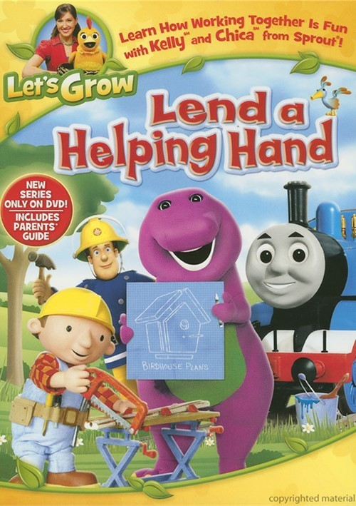Lets Grow: Lend A Helping Hand