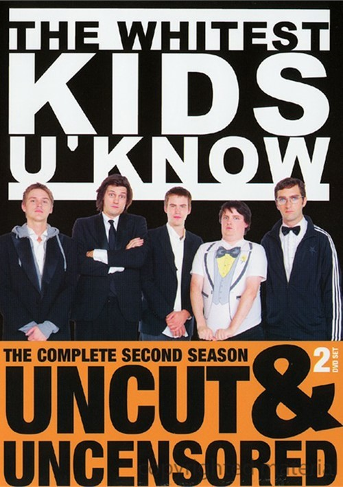 Whitest Kids U Know, The: The Complete Second Season - Uncut & Uncensored