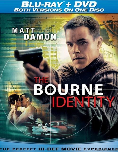 Bourne Identity, The (DVD & Blu-ray Combo)