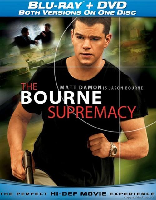 Bourne Supremacy, The (DVD & Blu-ray Combo)