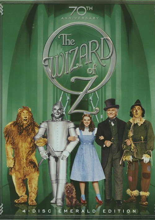 Wizard Of Oz, The: Emerald Edition