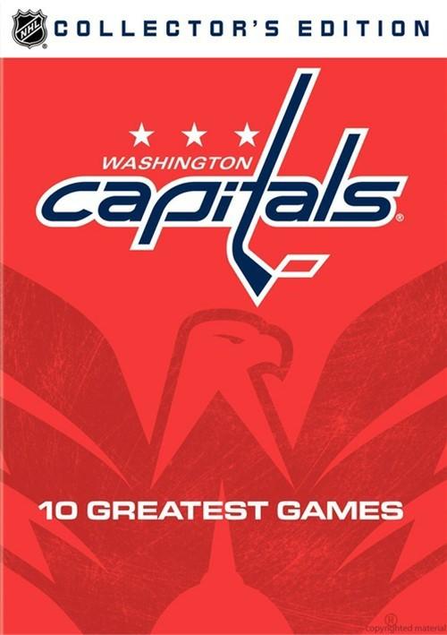 NHL Washington Capitals 10 Greatest Games