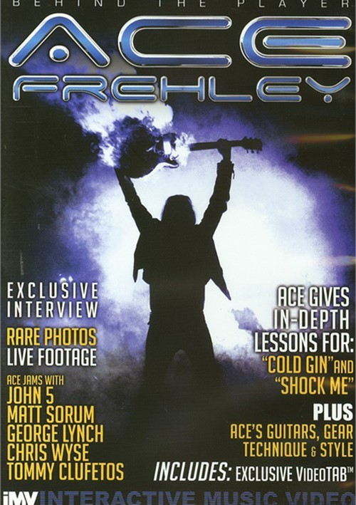 Ace Frehley: Behind The Player