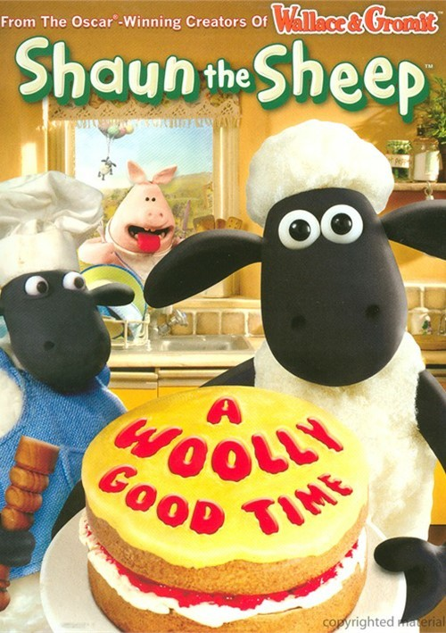 Shaun The Sheep: A Woolly Good Time