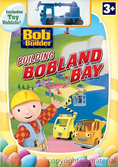Bob The Builder: Building Bobland Bay - With Easter Toy Vehicle