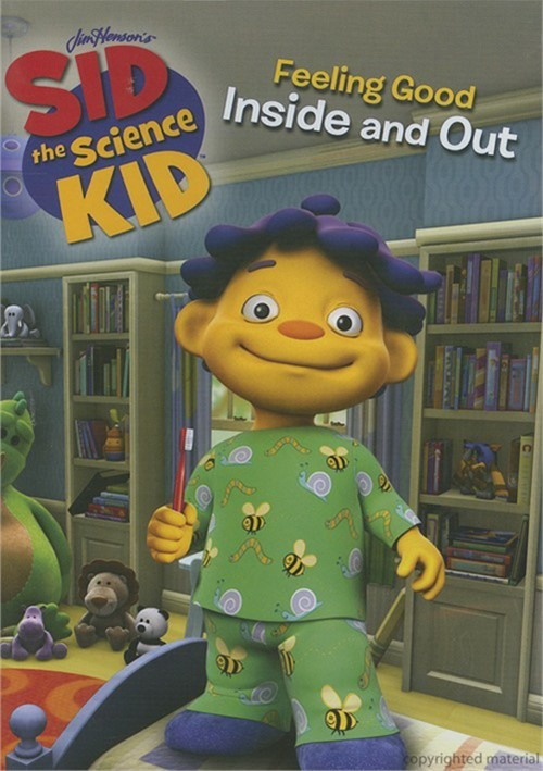 Sid The Science Kid Feeling Good Inside And Out Dvd