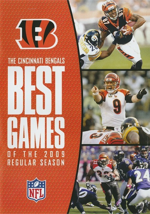 NFL The Cincinnati Bengals Best Games Of The 2009 Regular Season
