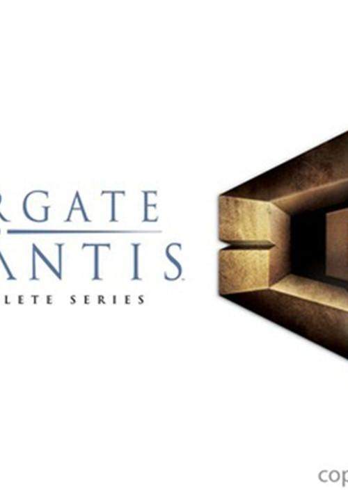 Stargate Atlantis: The Complete Series