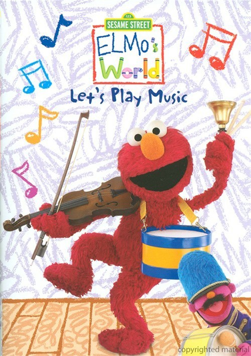 Elmos World: Lets Play Music